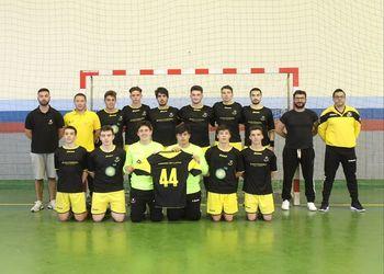 GC Tarouca - vencedor Fase de Apuramento do Campeonato Nacional Juvenis Masculinos 2ª Divisão 2018/2019