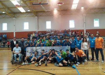 BECA - Campeão Nacional de Juvenis Masculinos da 2ª Divisão 2018/ 2019