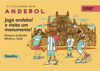 Andebol e Cultura - Batalha, 10.06.2019