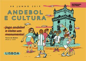 Andebol e Cultura - Lisboa, 08.06.2019