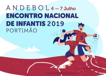 Cartaz EN Infantis Femininos e Masculinos - Portimão 2019