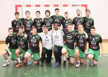 Ginásio CS - Juniores Masculinos 2ª Divisão 2018/2019