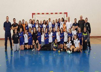 Algarve : Viseu - Torneio de Seleções Regionais Iniciados Femininos 2018/2019 - meia-final